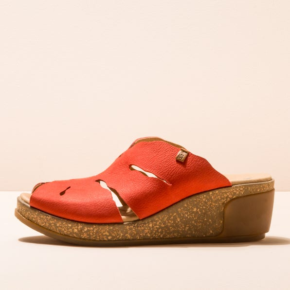 N5009 PLEASANT CORAL / LEAVES