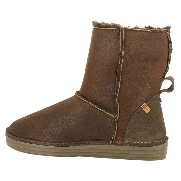 N5054 DOBLE FAZ-LUX SUEDE BROWN / RICE FIELD