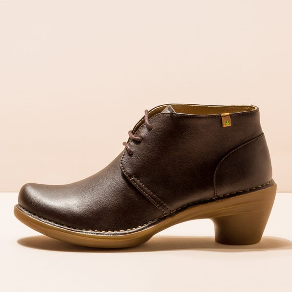 N5326T VEGAN BROWN / AQUA
