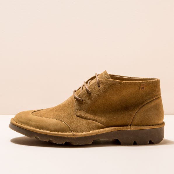 N5530 LUX SUEDE-PLEASANT CAMEL/FOREST