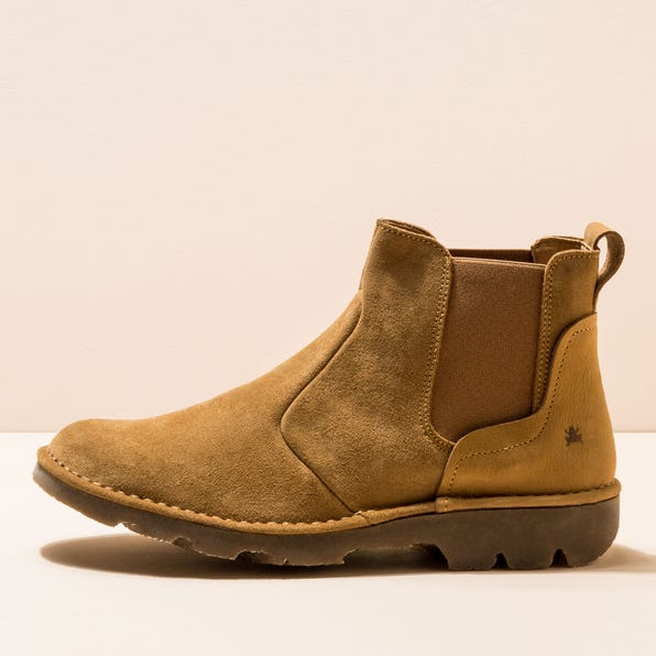 N5531 LUX SUEDE-PLEASANT CAMEL/FOREST