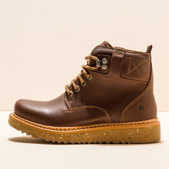 N5555 SOFT GRAIN BROWN/ PIZARRA