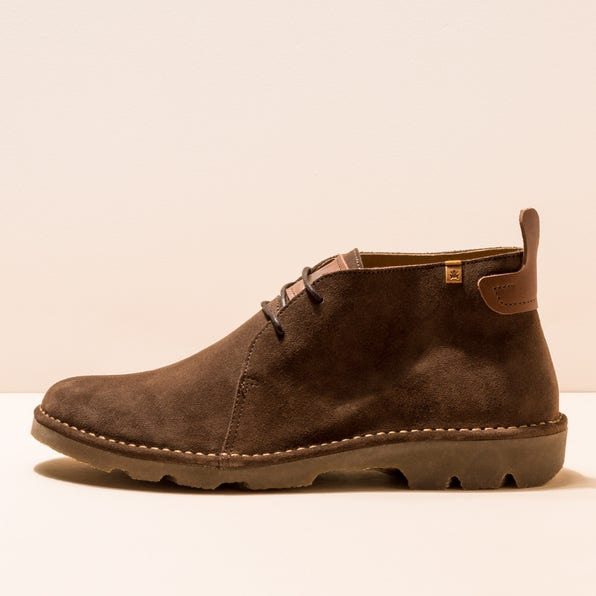 N5740 LUX SUEDE BROWN/FOREST MAN