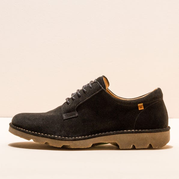 N5743 LUX SUEDE BLACK/FOREST MAN