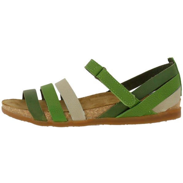 NF42 MULTI LEATHER GRASS MIXED / ZUMAIA